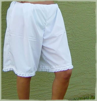 Pantaletts And Old Fashioned Pantaloons And Casual Bloomers Designed